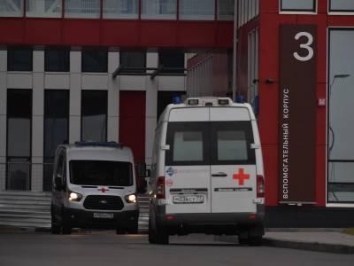 COVID-19 за сутки в России: 16 319 заболели, 9 704 выздоровели, 269 умерли
