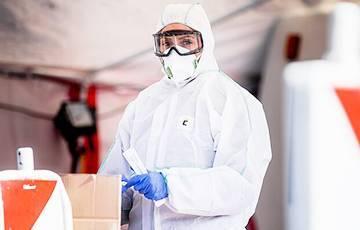 Сколько заразившихся коронавирусом в Литве?