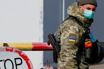 В украинской армии зафиксировали более 150 случаев COVID-19 за сутки