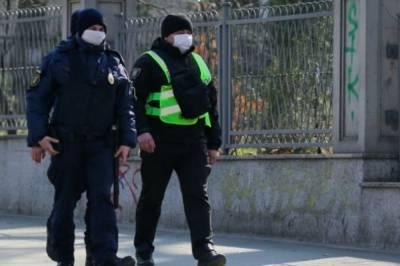 В МВД за сутки COVID-19 заразились почти 400 правоохранителей, трое - умерли