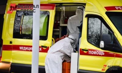 На этой неделе в России от коронавируса скончалось больше людей, чем за весь август
