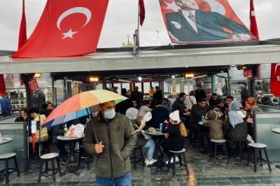 В Турции обновился антирекорд по количеству смертей от COVID-19 за сутки