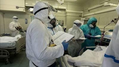 Борьба с коронавирусом: в 17 регионах резерв коек составляет менее 5%