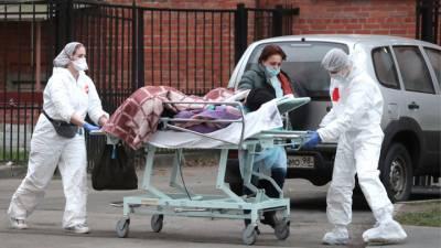75 москвичей скончались за последние сутки с диагнозом COVID-19