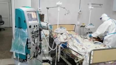 Количество смертей от коронавируса опустилось ниже ста случаев