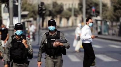 Жесткий локдаун вводят в Израиле из-за пандемии коронавируса