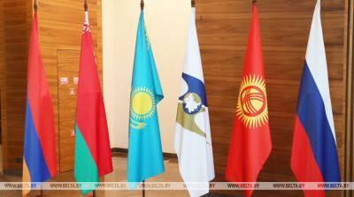 Страны ЕАЭС продемонстрировали ВОЗ реализацию ее рекомендаций по борьбе с COVID-19