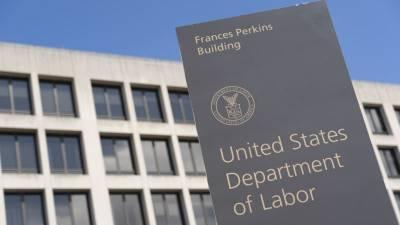 Число обращений за пособием по безработице в США резко выросло