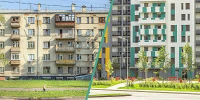 Левада-центр: 73% москвичей поддерживают программу реновации жилья