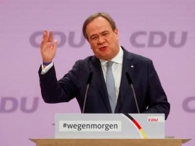 В Германии выбрали замену Меркель в ХДС