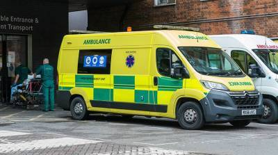 В Великобритании из-за коронавируса за сутки умерли почти 1,3 тыс. человек