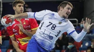 Гандболисты России победили словенцев на чемпионате мира в Египте