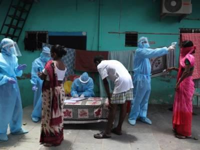 Индия начала массовую вакцинацию от COVID-19