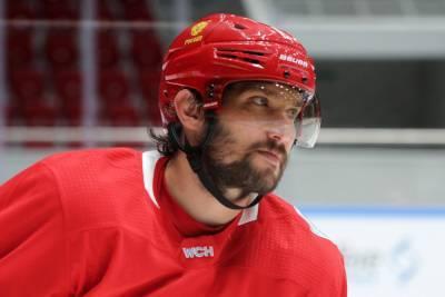 Хоккеист Овечкин попался на нарушении карантина