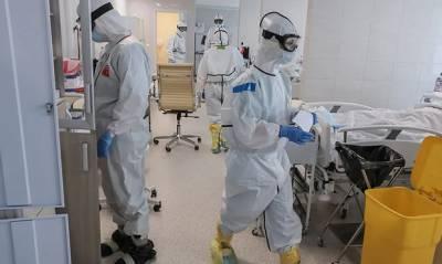 В России коронавирусом за сутки заразились 21 887 человек