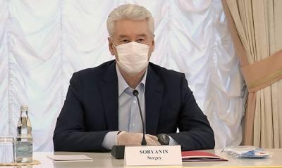 Мэр Москвы смягчил некоторые антиковидные ограничения из-за снижения заболеваемости