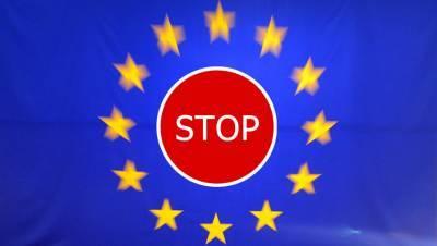 В Евросоюзе ввели «темно-красные» зоны по COVID-19