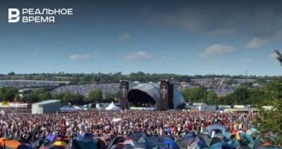 Крупнейший музыкальный фестиваль Великобритании «Гластонбери» вновь отменили