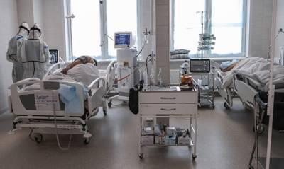 В России за сутки выявили 21 513 новых случаев заражения коронавирусом