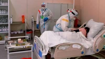 В России выявлен еще 20 921 новый случай коронавируса