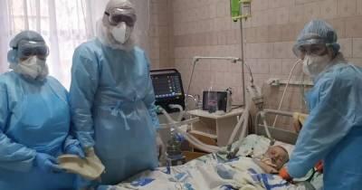 Статистика коронавируса в Украине на 24 января: менее четырех тысяч новых случаев