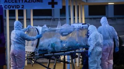 В Болгарии обнаружили «британский» штамм коронавируса