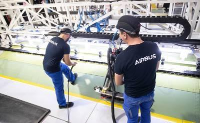На заводе Airbus в Гамбурге произошло массовое заражение коронавирусом