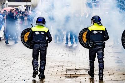 Израиль, Данию и Нидерланды охватили беспорядки из-за ужесточения карантина