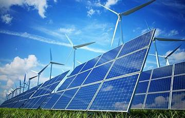 Возобновляемая энергетика в Европе превысила генерацию из ископаемого топлива