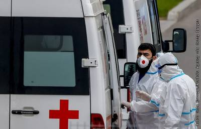 В России число случаев COVID за сутки достигло максимума за всю пандемию