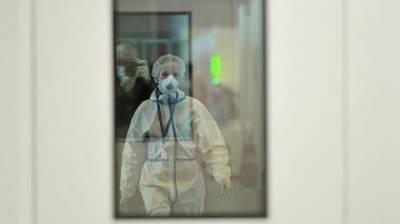 В России зафиксирован новый рекорд смертей пациентов с COVID-19
