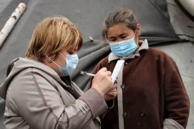 Россия снова обновила максимум по числу заболевших от коронавируса