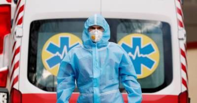 В Одессе более 600 пациентов с коронавирусом находятся в тяжелом состоянии
