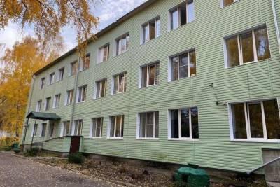 В противотуберкулезном диспансере под Курском обустроят ковидный госпиталь