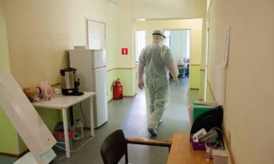 Названы сроки спада заболеваемости ковидом в России