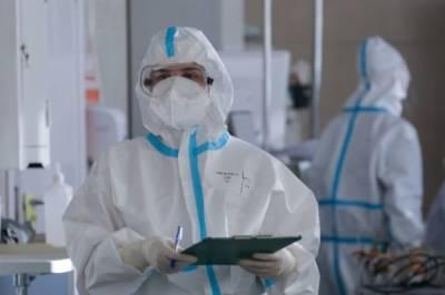 В России выявлено 34 073 новых случая COVID-19