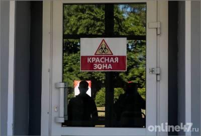 Еще 337 пациентов с COVID-19 выявили в Ленобласти за сутки