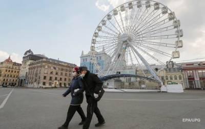 В Киеве более полсотни умерших от COVID за сутки