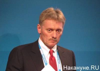 В Кремле назвали последней мерой закрытие границ регионов из-за COVID-19