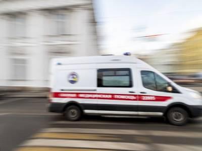 В Петербурге количество госпитализаций пациентов с коронавирусом за сутки возросло в полтора раза