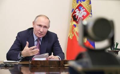 Путин отметил рост товарооборота со странами АСЕАН