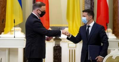 """""""Ловушка для Европы"""": Зеленский и Дуда согласовали шаги по противодействию """"Северному потоку - 2"""""""