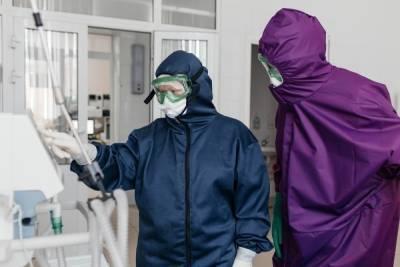 За сутки в рязанских больницах на 7,7% сократилось число пациентов с COVID-19