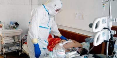 Коронавирус в Ивано-Франковске: в больницах заполнено до 130% коек