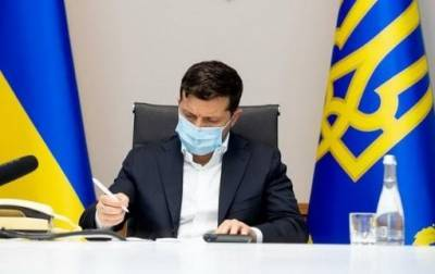 Зеленский подписал закон о предоставлении пособия по частичной безработице на период карантина или ЧС