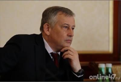 Александр Дрозденко об успехах Ленобласти в развитии малого бизнеса: Поднимите голову - впереди новая вершина