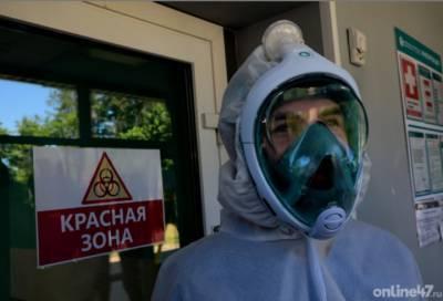 В России 10 535 человек заболели коронавирусом за прошедшие сутки