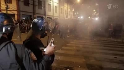 В Парагвае из-за нехватки лекарств от COVID-19 вспыхнули массовые беспорядки