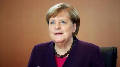Ангела Меркель высказалась за полное гендерное равноправие
