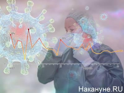В Челябинской области за сутки скончались десять пациентов с коронавирусом